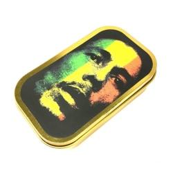 Tobaks ask med Bob Marley multifärg