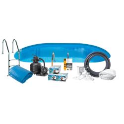 Pool Basic InGround 150 800x400 cm