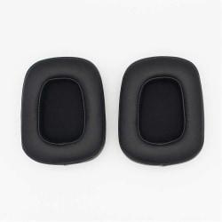 1 Pair Black Replacement Ear cushion For Razer Tiamat Black