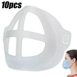 10pcs 3D Face Masks Inner Stand Holder Breathing Bracket 10pcs