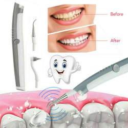 mors dag Gåvor Electric Dental Scaler Whitening Health Care White