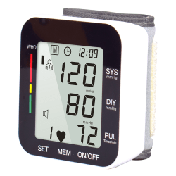 Electronic Blood Pressure Measuring Instrument Precise Test