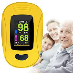 Sports Test Health Heart Rate Equipment Blood Pulse Fingertip