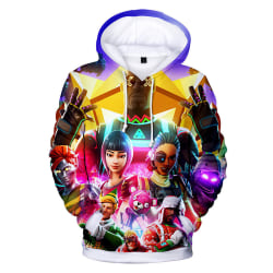 Fortnite Hoodie Youth 3D Printed Sports Hoodies Sweatshirt #7 #7 L