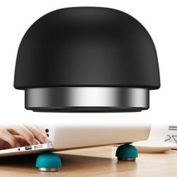Laptopstativ Notebookstativ Mini Laptophållare Kylstativ Black