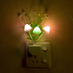 Lotus Soft Light Night Light Home Creative Wall Lamp Kids Gift