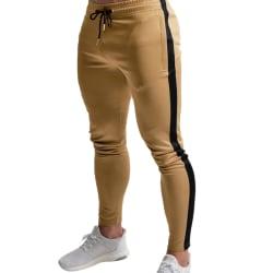 Pencil Pants Herr Tight Byxor Black L