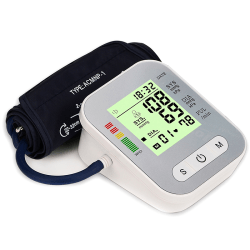 Portable Digital Upper Arm Blood Pressure Moniter