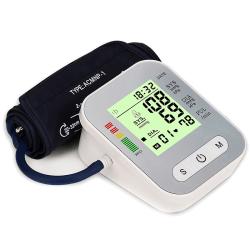 Portable Digital Upper Arm Blood Pressure Moniter