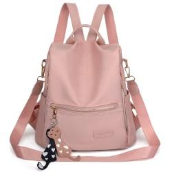 Stylish Pendant Backpack black