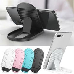 Universell fällbar hållare för monteringshållare för mobiltelefon Black