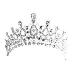 Wedding Bridal Bridesmaid Party Crystal Tiara Crown Headband