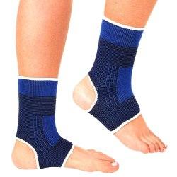 Ankelstöd förebygger och behandlar skador
