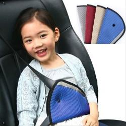 Bälteshållare - anpassar säkerhetsbältet för barn