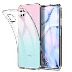 Huawei P40 Lite - UltraThin silikonfodral / skal