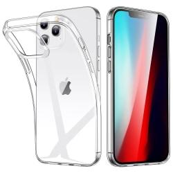 Iphone 12 (6,1 tum) - Ultra Slim silikonfodral / skal