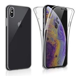 Iphone XR 360° Heltäckande Silikonfodral