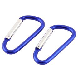 Kabinhake blå 10-pack