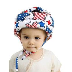 Lära gå hjälm, skyddshjälm, baby pannband , babyhjälm USA