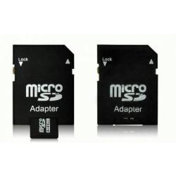 Minneskort Adapter MicroSD till SD