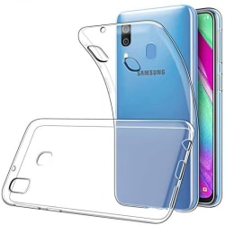 Samsung Galaxy A40 - UltraThin silikonfodral / skal