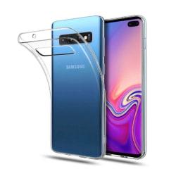 Samsung Galaxy S10 Plus - UltraSlim silikonfodral / skal