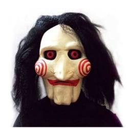 Saw jigsaw mask till Halloween eller maskerad festen