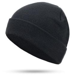 Snygg mössa / beanie svart svart