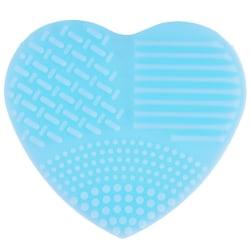 Brushcleaner rengöring av sminkpenslar glove design - blå