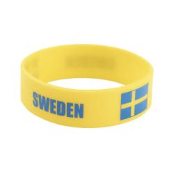 Silikonarmband support Sweden - Sverige 3-Pack