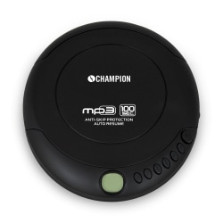 Discman CD/MP3 bärbar CD-spelare