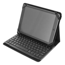 """Fodral och Bluetooth tangentbord för 10"""" surfplattor"""
