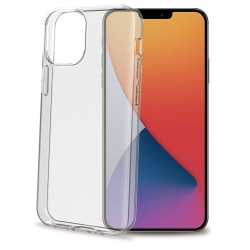 iPhone 12 Pro Max Skal CELLY Slim Cover Transparent
