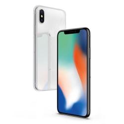 iPhone XS Skal Champion Slim Cover Transparent