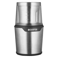 Kaffekvarn Rostfritt stål 80g CHAMPION