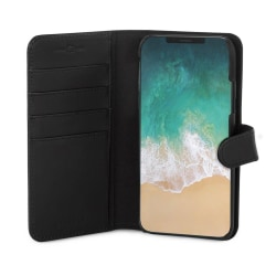 Plånboksfodral i läder till iPhone XS Max från CHAMPION