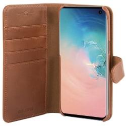 Plånboksfodral i läder till Samsung Galaxy S10 från CHAMPION