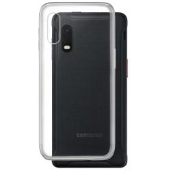 Samsung Galaxy Xcover Pro Skal Champion Slim Cover Transparent Transparent