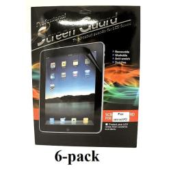 6-pack Skärmskydd Apple iPad Air / Air 2 / iPad Pro 9.7