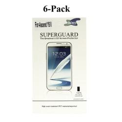 6-Pack Skärmskydd Huawei Y6 II Compact (LYO-L21)