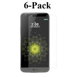 6-Pack Skärmskydd LG G5 / G5 SE (H850 / H840)