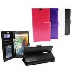 Crazy Horse Wallet OnePlus 2 Vit
