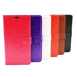 Crazy Horse wallet Samsung Galaxy Note 5 (SM-N920F) Lila