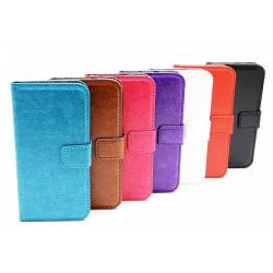 Crazy Horse wallet Samsung Galaxy S5 Mini (G800F) Svart