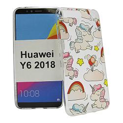 Designskal TPU Huawei Y6 2018