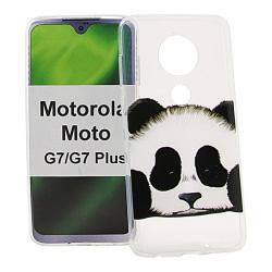 Designskal TPU Motorola Moto G7 / Moto G7 Plus