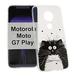 Designskal TPU Motorola Moto G7 Play