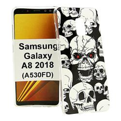 Designskal TPU Samsung Galaxy A8 2018 (A530FD)