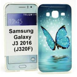 Designskal TPU Samsung Galaxy J3 2016 (J320F)