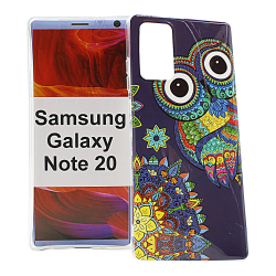Designskal TPU Samsung Galaxy Note 20 5G (N981B/DS)